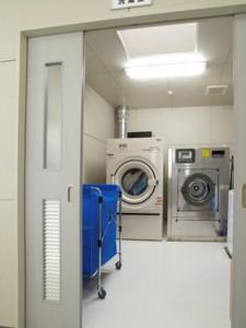 洗濯乾燥室