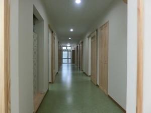 No2寮廊下