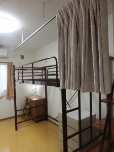No2寮居室